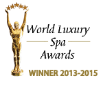 World luxury Spa awards 2013-2015