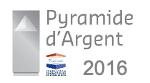 Pyramide d'argent 2016