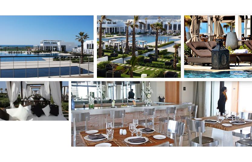 Sofitel Sea & Spa - Agadir - Maroc