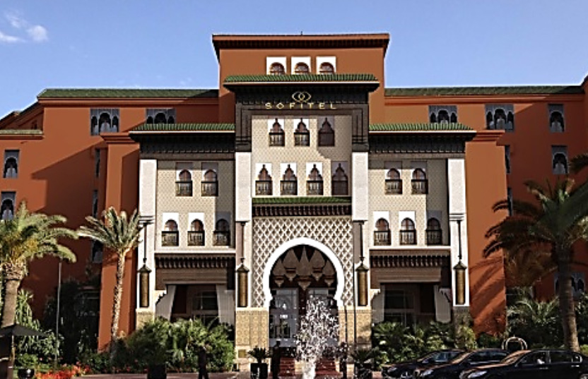 Sofitel palais impérial - Marrakech - Maroc